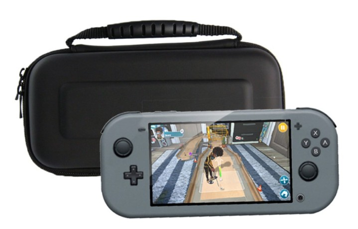 廉價版 Nintendo Switch 長這樣?左右手把不可拆了 - 1