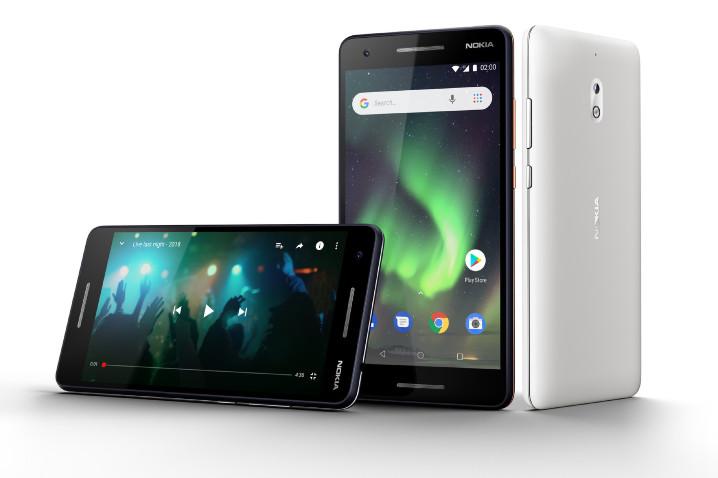 Nokia 中低階大軍:Nokia 5.1 / 3.1 / 2.1 發表