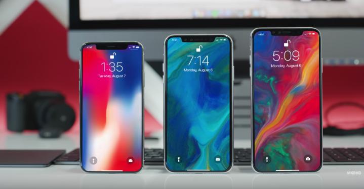 調查機構:2018 新款 iPhone 將有 512GB 款式,還將支援觸控筆