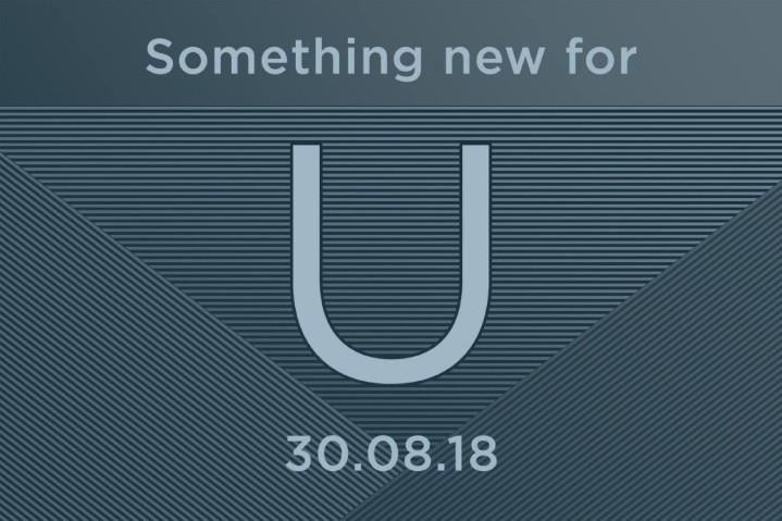HTC 預告 8/30 揭曉 U 系列新機,可能推 Android One 機種 U12 Life