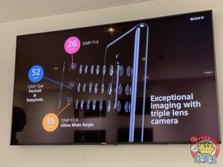 首次搭載 OIS 與三鏡頭:Sony Xperia 1 相機設計解密! - 2
