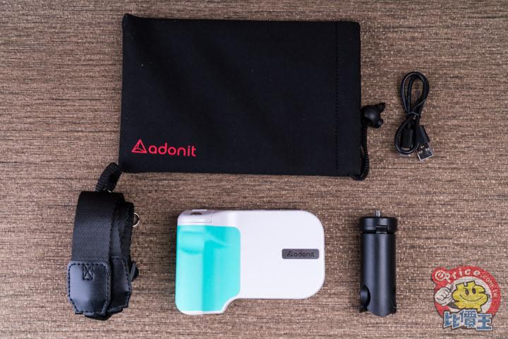 可充電可拍照:Adonit PhotoGrip 無線充電拍照握把開箱分享 - 4