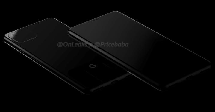 Google Pixel 4 告別單鏡頭,但撞機 iPhone XI 的方型補丁相機已嚇壞大家了 - 1