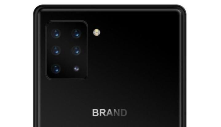 Sony 正在開發搭載六顆主鏡頭的新一代智慧型手機? - 1