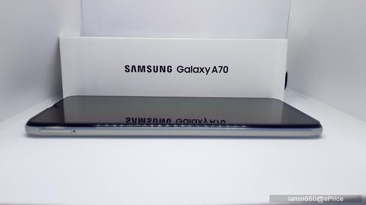 Galaxy A70簡易小開箱 Feat.迷你攝影棚 - 6