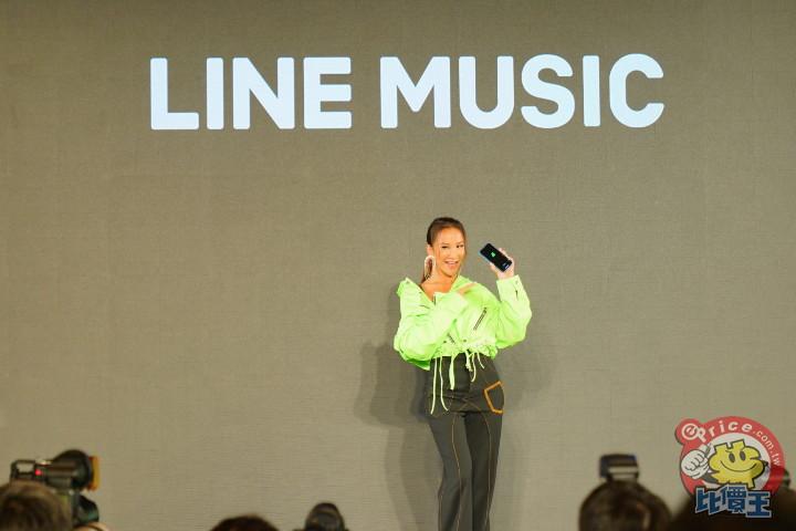 月費 149 元起、天后「李玟」擔代言人,Line Music 串流音樂服務正式在台登場! - 2