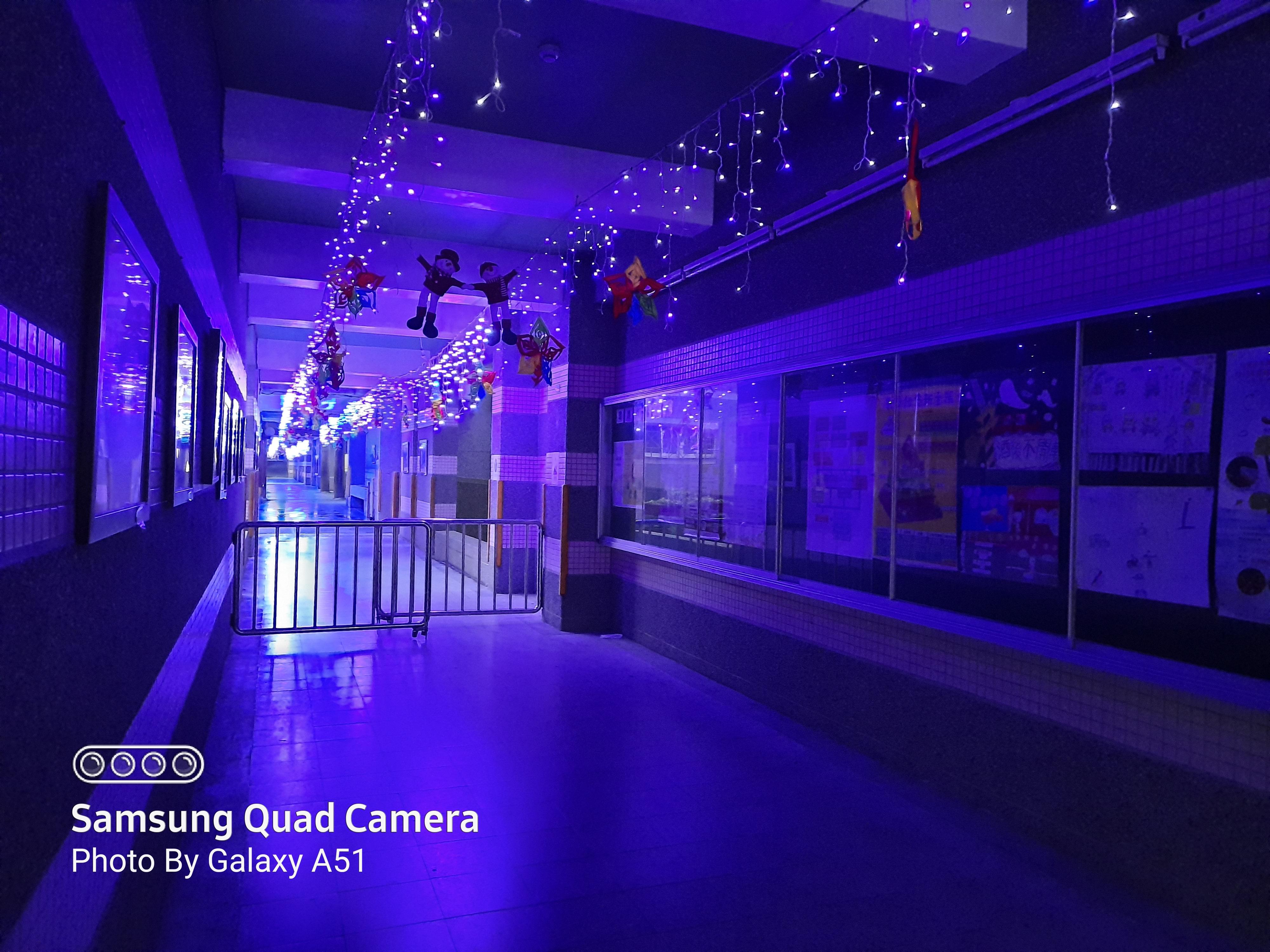 平價 4 鏡 + 大電 Samsung Galaxy A51 評測