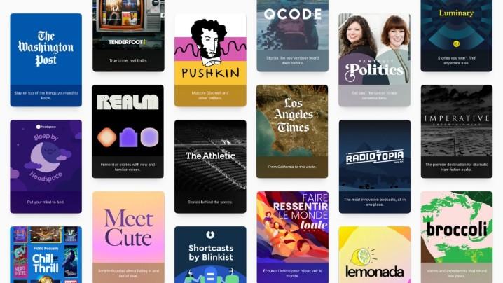 蘋果重新打造 Podcast 服務介面,加入按年付費訂閱功能 - 2