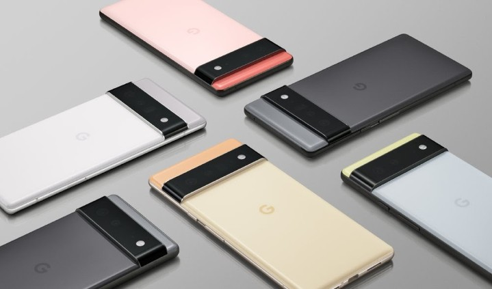 Google 搶先預告 Pixel 6 系列秋季上市,採自家「Tensor」晶片