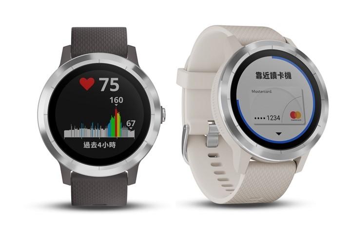 內建悠遊卡,Garmin vivolife 悠遊智慧腕錶上市 - 5