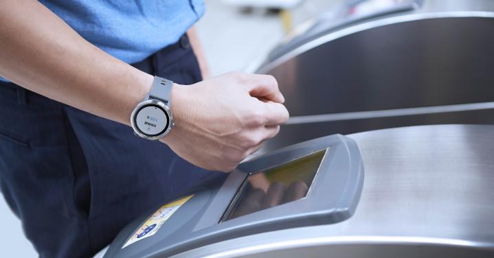 內建悠遊卡,Garmin vivolife 悠遊智慧腕錶上市 - 1