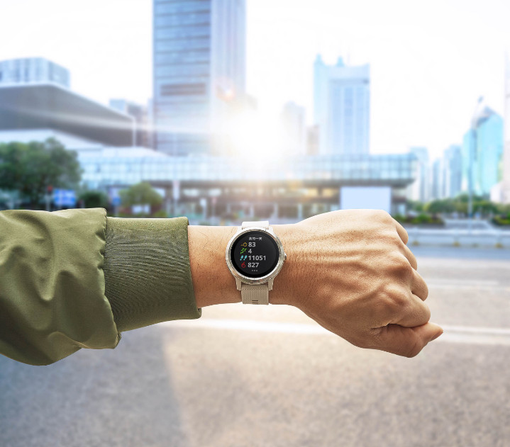 內建悠遊卡,Garmin vivolife 悠遊智慧腕錶上市 - 4