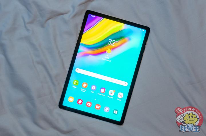輕薄平板也可以好厲害,Samsung Galaxy Tab S5e 開箱實測! - 10
