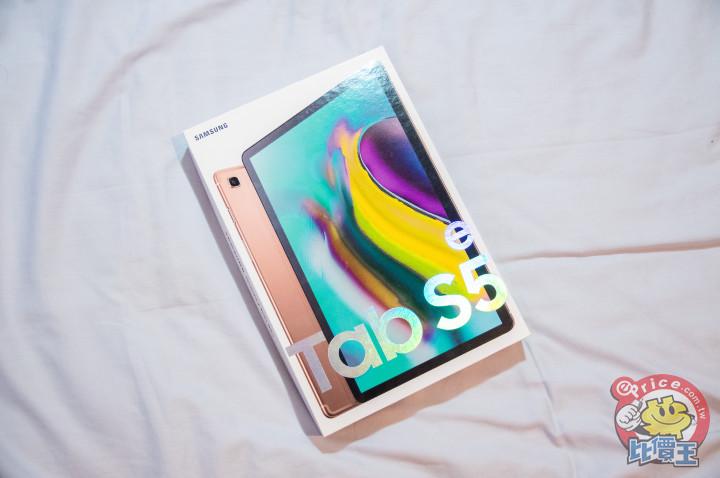 輕薄平板也可以好厲害,Samsung Galaxy Tab S5e 開箱實測! - 2