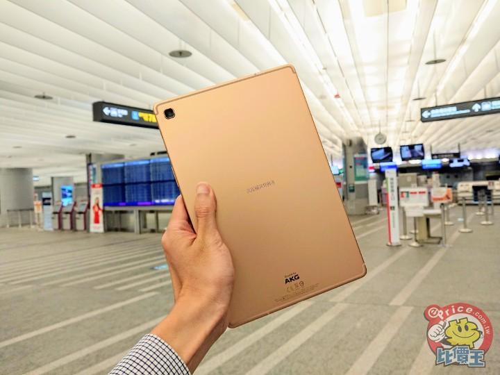 輕薄平板也可以好厲害,Samsung Galaxy Tab S5e 開箱實測! - 1